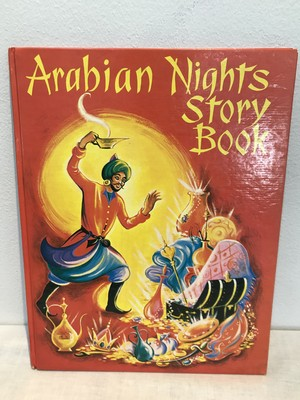 Arabian Nights Story Book