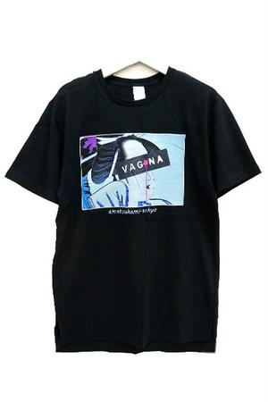 遊女 T-shirts (Black)