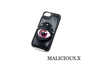 【ご予約品】eye iPhone8 case / pink