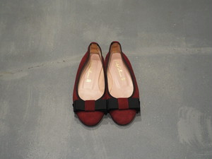 Suede Opera Pumps / Made in Spain [S444]