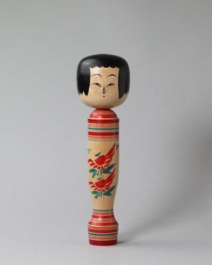 作並こけし・おかっぱ | 平賀謙一工人(1943~ 2007)