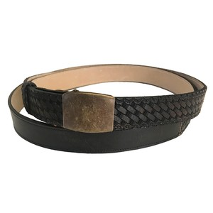 circa make double winding belt / black