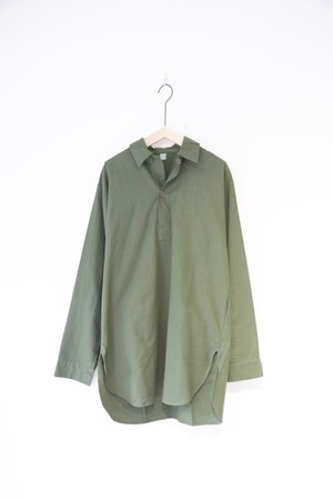 【MILITARY】SWEDISH ARMY PULL OVER SHIRTS