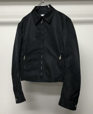 1990s DSQUARED2 SIDE VELCRO CLOSURE NYLON JACKET
