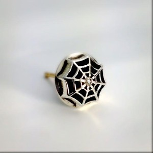 SPIDER WEB STUD on DIAMOND / スパイダーウェブスタッド・ダイヤモンド