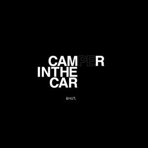 IN THE CAR sticker / CAMPER