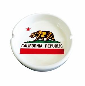 カリフォルニア州旗 灰皿