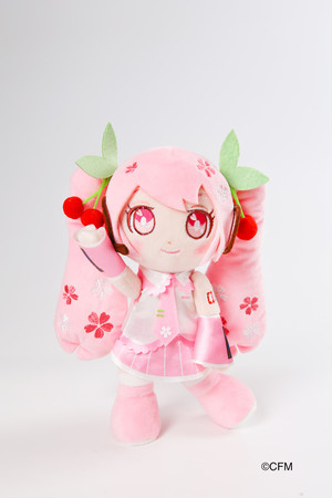 桜ミク スタンドレイド