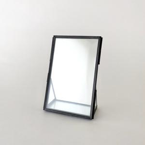 Photo Frame of Iron & Glass S|アイアンとガラスのフォトフレーム(15cm)