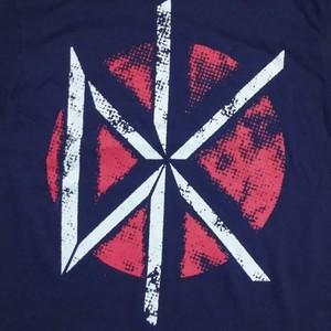 """DEAD KENNEDYS """"Distressed DK Logo"""""""