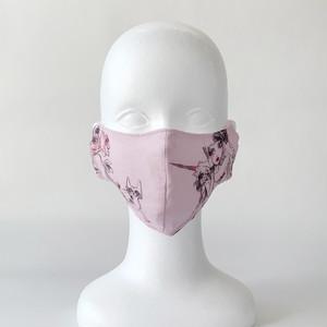 QXQX コットンマスク/ユニコーン【1000120445】