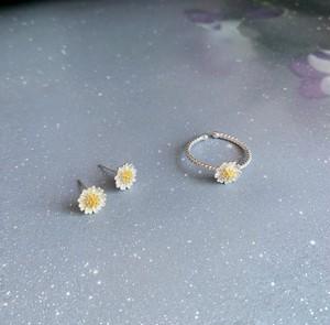 silver 925 daisy accessory