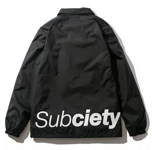 Subciety COACH JACKET-THE BASE- / サブサエティ コーチジャケット / 105-60017