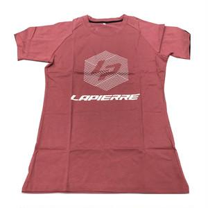 【LAPIERRE】レディースTシャツ(ピンク)