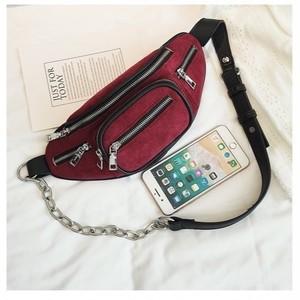 Bag Belt Bag Retro Scrub Leather Pouch (HF99-9779830)