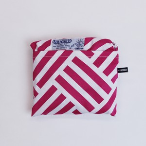 BO SPORT California Fabric Eco Bag / Purple