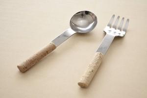 Boda Nova serving folk&spoon set(Signe Persson Melin)