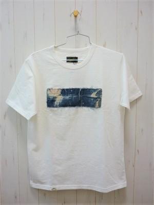 Japan Blue Jeans KoFu T-Shirt/J443917 (ジャパンブルージーンズ 古布Tシャツ)