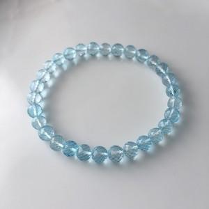 beautiful blue heart ヒーリングブレスレット