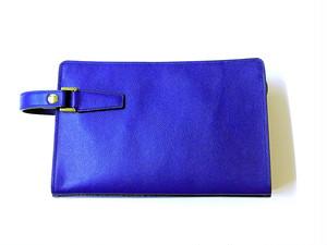 セカンドバッグ COBALT BLUE