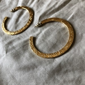 KAYA pierces -Gold-
