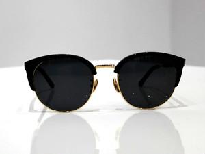 DIMITRI01 SHINY BLACK/GOLD