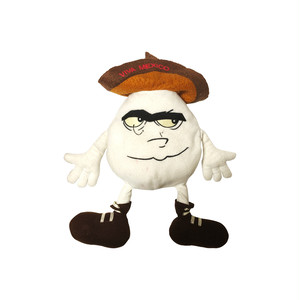 Huevocartoon Characters VIVA Plush Toy