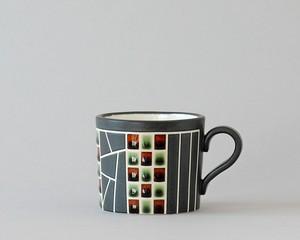 マグカップ -茶2 | 白龍窯・憩庵