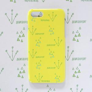 スカンジナビア・ハッピーレモンイエロー 北欧スマホケース/スマホカバー iPhone/android/Galaxy/Xperia/AQUOS/Huawei