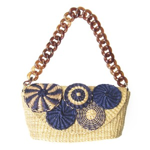 トロピカルバッグ Col.2 / Tropical Basket Bag Col.2