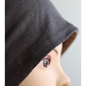 綿のガーゼ帽子 (C013)