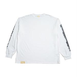 I.B.G.T.I.A cut off long sleeve T-shirt