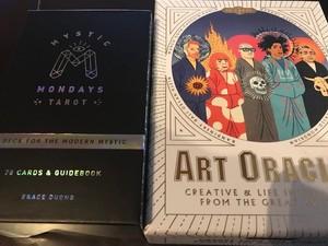 ニューヨーク オラクル&タロット+あなたに今必要なアート