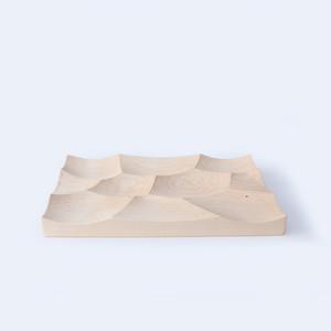 多目的木製トレー -Storm Tray L (ハードメープル)