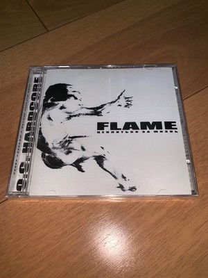 Flame - Scramble For Life CD