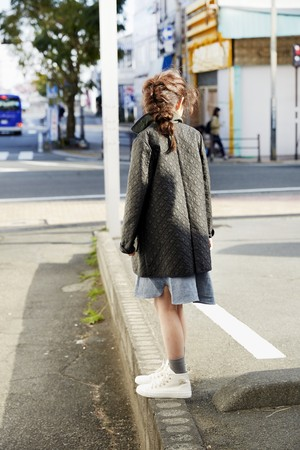 Kid's Barquilt Coat〈サイズ140〉 / Eatable Home
