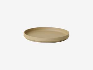 HASAMI PORCELAIN (ハサミポーセリン) Plate (Natural / ナチュラル) 【85x21】HP001