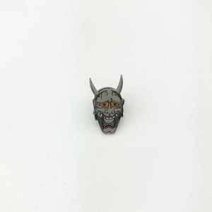 "Metadope""HANNYA LAPEL PIN"""