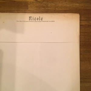 nicole vol.15  86'-87' Fall and Winter