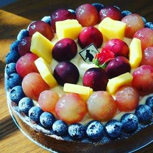 季節の果物 タルト 4・5・6・7号