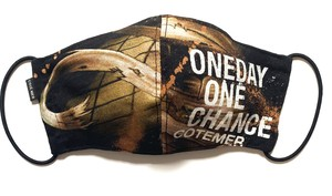 【COTEMER マスク 日本製】ONE DAY ONE CHANCE BAND MASK 0517-138