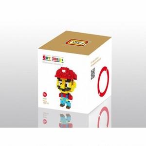 LOZ 9338 ダイヤモンドブロックス マリオ / Diamond blocks Mario 1個/160pcs