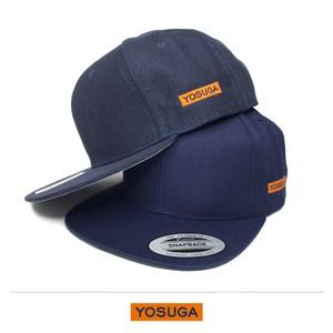 YOSUGA『YOSUGA BOX LOGO』SNAPBACK CAP(Type TWO)