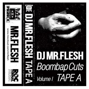 DJ Mr.FLESH - Boombap Cuts (MIX CD)