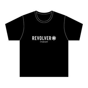REVOLVER Donation Tshirts Black