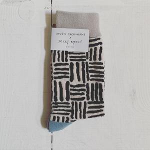 Socks ZEBRA
