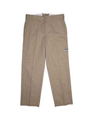 SHAKE HANDS WORK PANTS beige