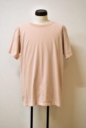 Men's 製品染めクルーネックTシャツ
