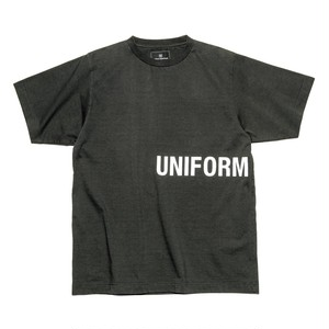 unifrom experiment AUTHENTIC WIDE TEE