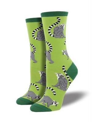 Lemur Alone (ワオキツネザル) Sock Smith (ソックスミス)